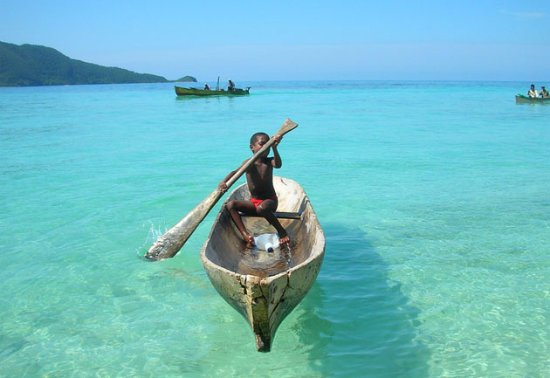 Rekreasi Di Cayos Cochinos Honduras