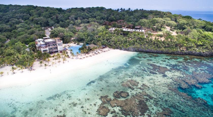 Roatán Kepulauan Wisata Bay Di Honduras