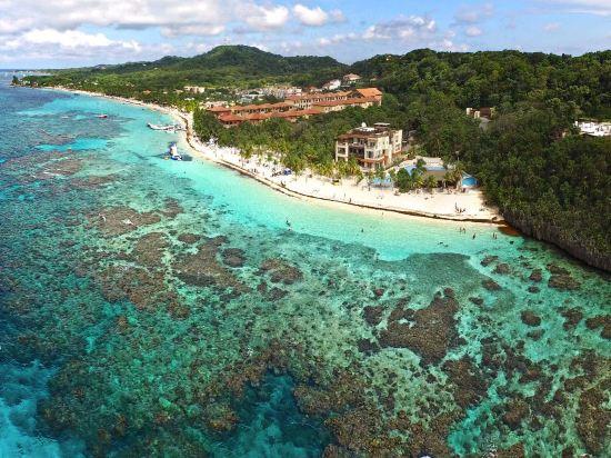 Roatán, Kepulauan Wisata Bay Di Honduras1