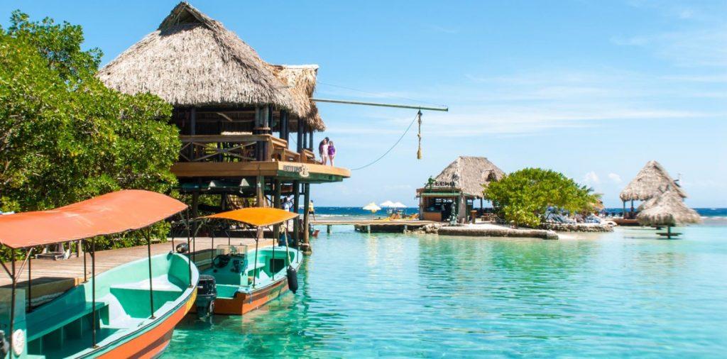 Tempat Wisata Lago De Yojoa Di Honduras
