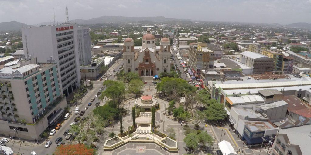 Menjelajahi San Pedro Sula Di Honduras